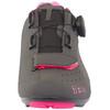 Fizik R5B - Zapatillas Mujer - gris/rosa